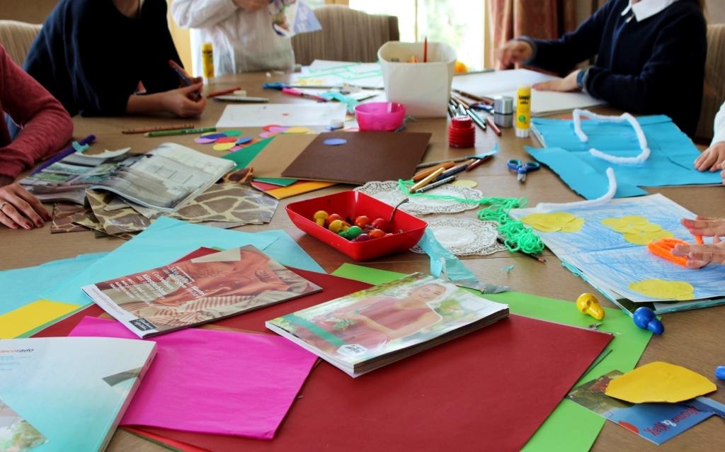 Literatur Event für Kinder: des Bilderbuch-Festival Oberlecher Bilderbuchtage