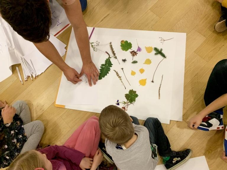 Literatur-Workshop für Kinder bei den Oberlecher Bilderbuchtagen