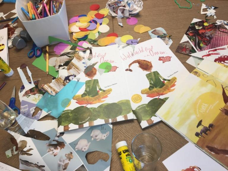 Oberlecher Bilderbuchtage mit Kinderbuch-Autorin Melanie Laibl