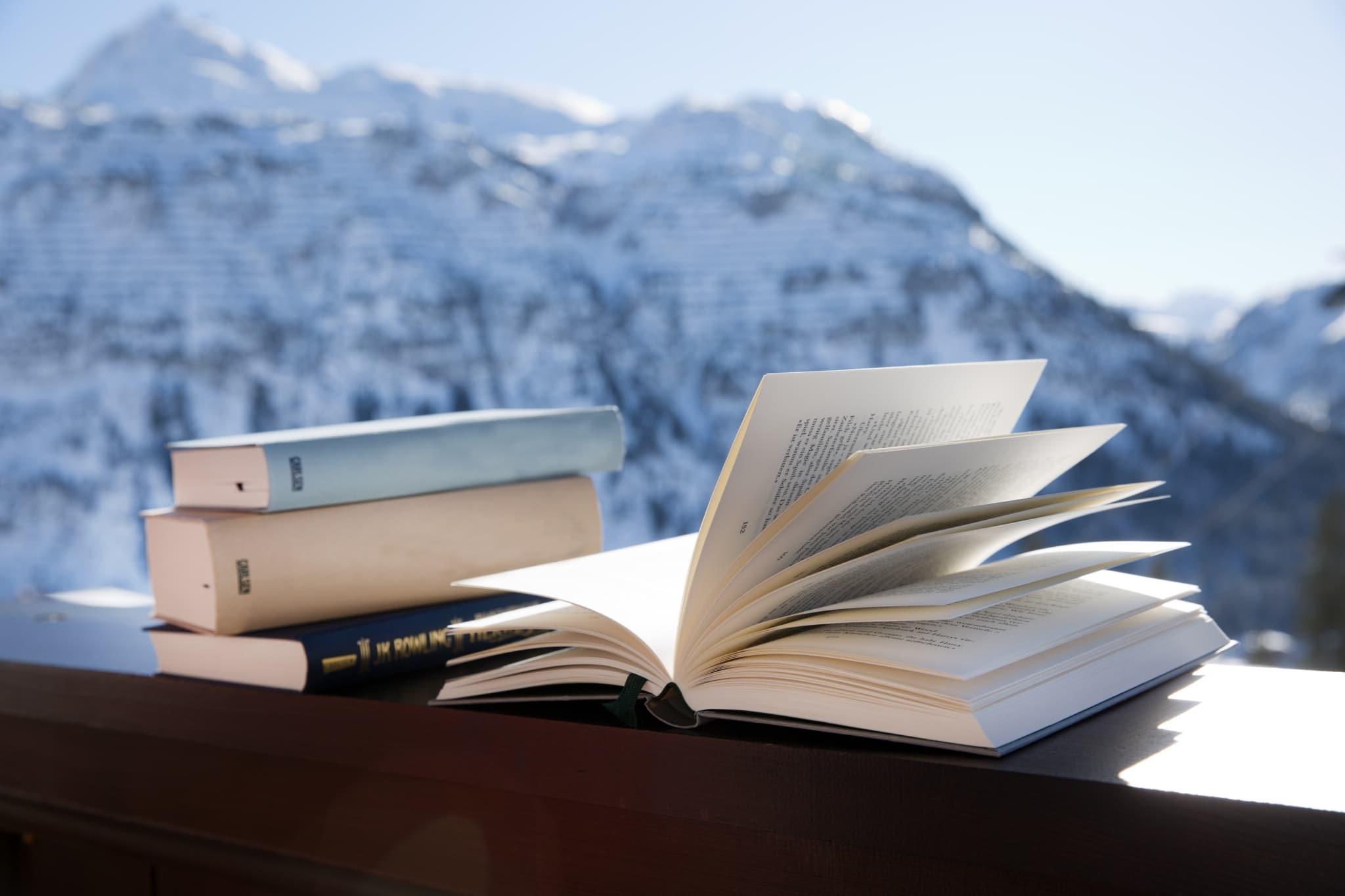 Als Literaturhotel in Österreich liegen uns Literatur und Natur gleichermaßen am Herzen