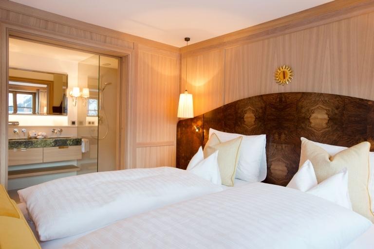 Familienurlaub im modernen 5-Sterne Stammhaus des Sonnenburg Hotel Oberlech