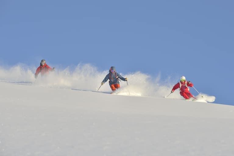 Die Sonnenburg ist ein Tagungshotel Skigebiet Ski Arlberg Lech Zürs