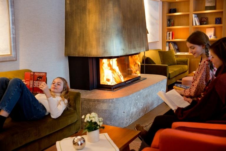 Familienparadies 5-Sterne-Hotel Sonnenburg Lech