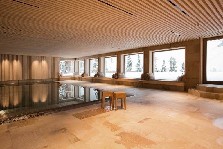 Das 5-Sterne-Haus Sonnenburg in Oberlech ist Ihr Hotel mit Schwimmbad am Arlberg