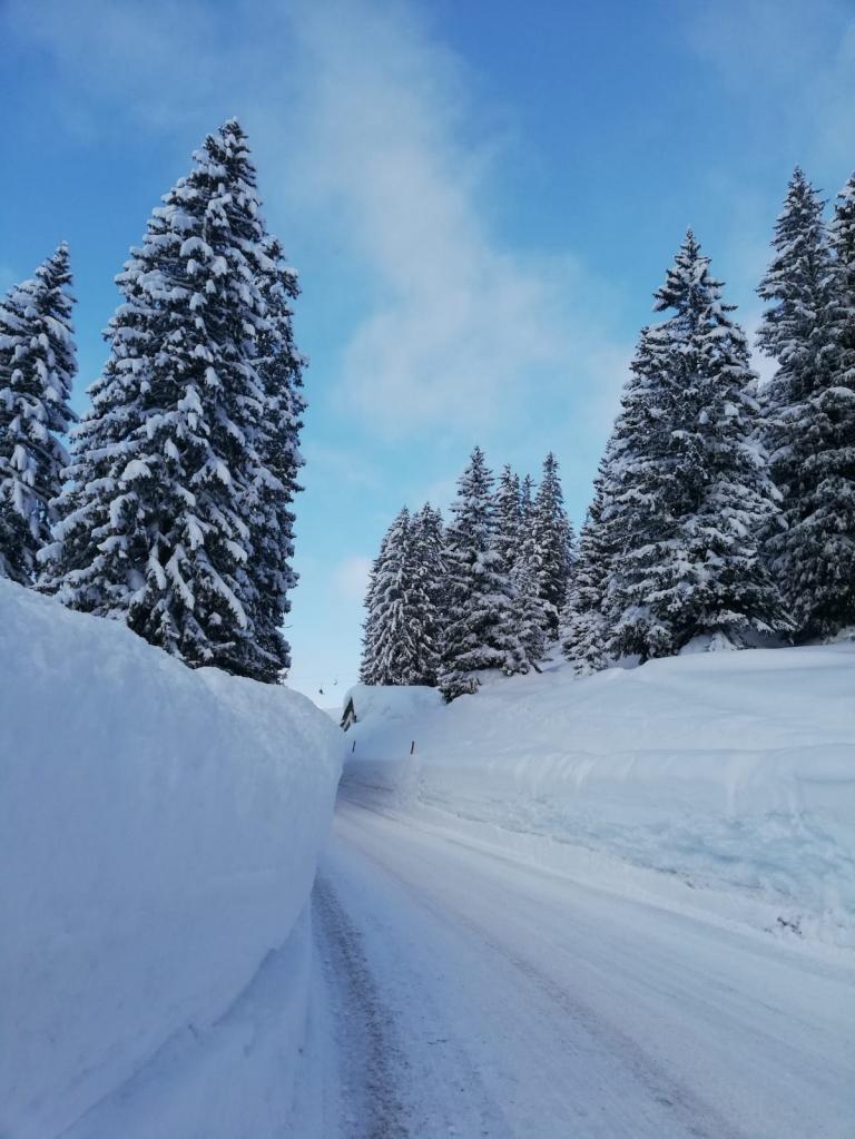 Ihre Anreise im Winter nach Oberlech am Arlberg
