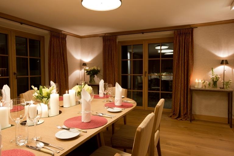 Veranstalten Sie Ihr Firmen Jubiläum am Arlberg im 5 Sterne Hotel Sonnenburg