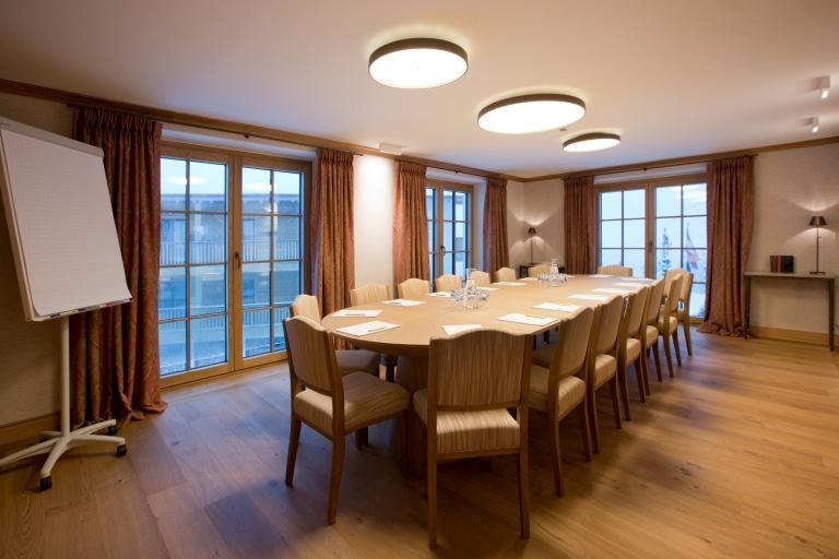 Als Teil unserer Infrastruktur ist das Privatissimum im Kongresshotel Sonnenburg geeignet für Ihr Meeting oder Ihre Tagung