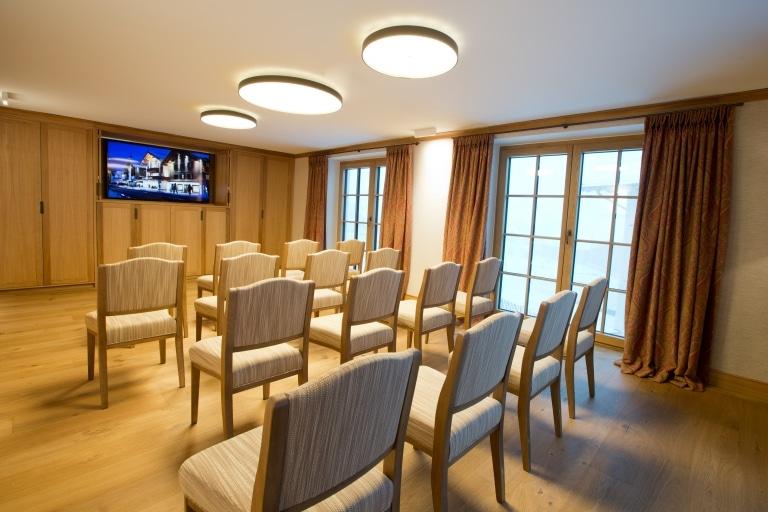 Ihre Konferenz im Konferenzhotel Sonnenburg in Oberlech am Arlberg