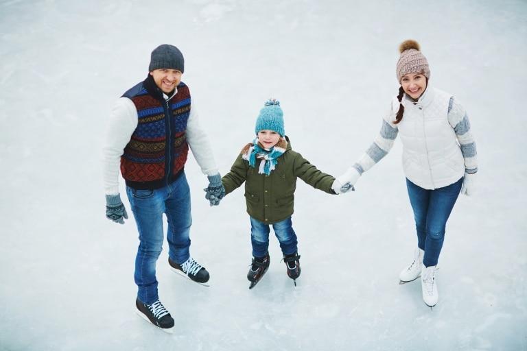 Winterurlaub in Lech für Groß und Klein