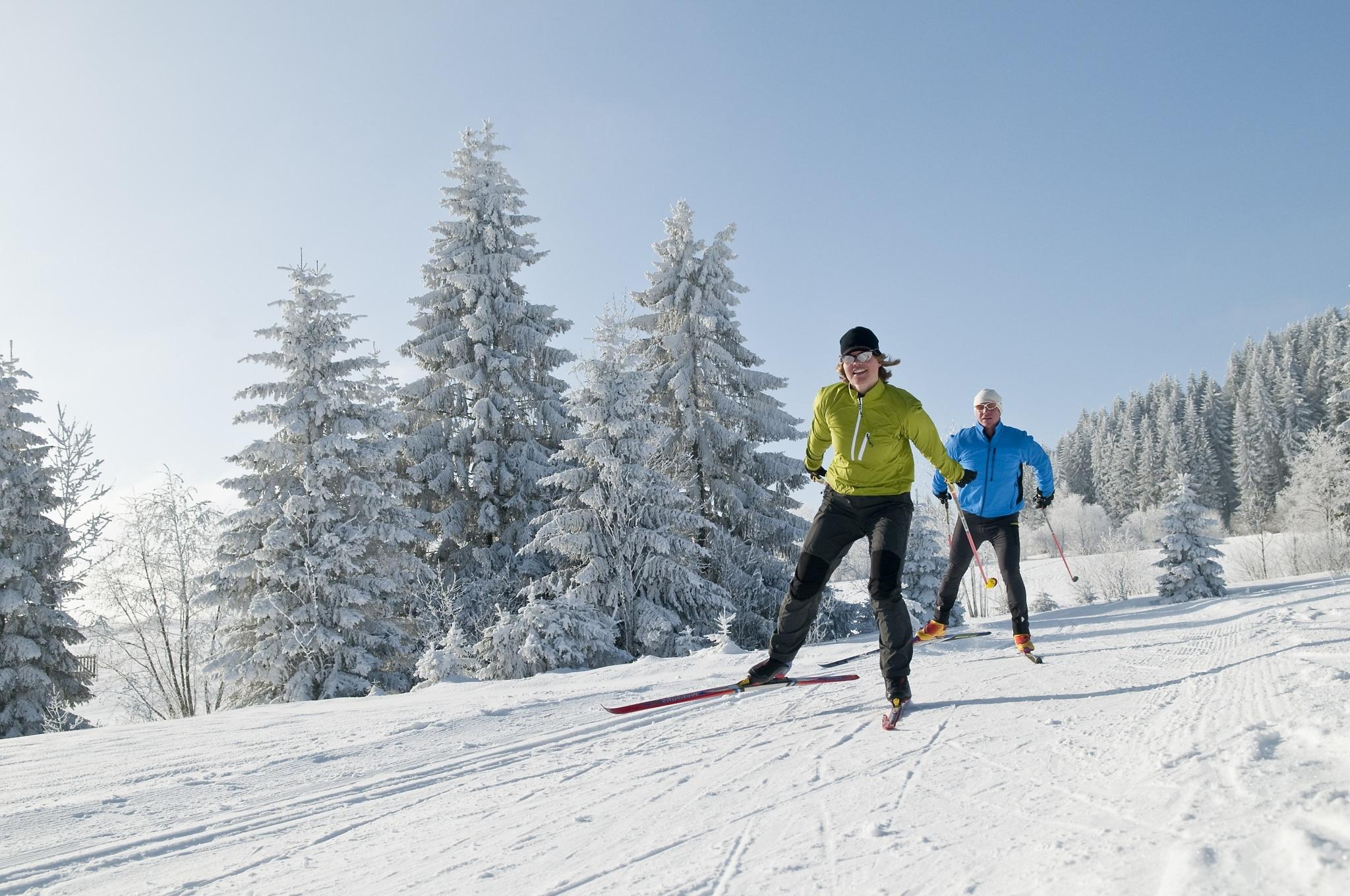 Langlaufen in Lech am Arlberg