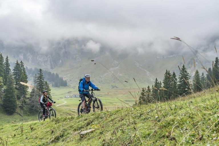 Biken in Lech am Arlberg