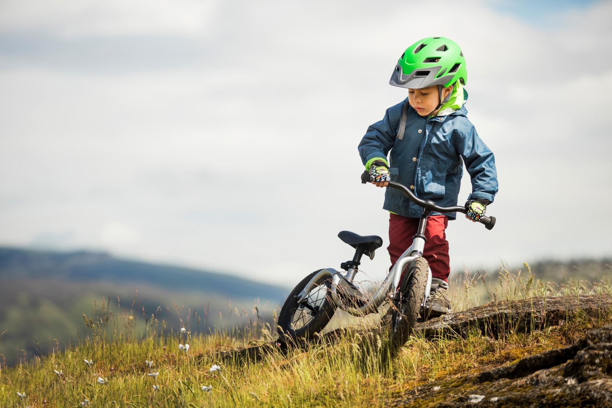 Biken in Lech am Arlberg für die ganze Familie