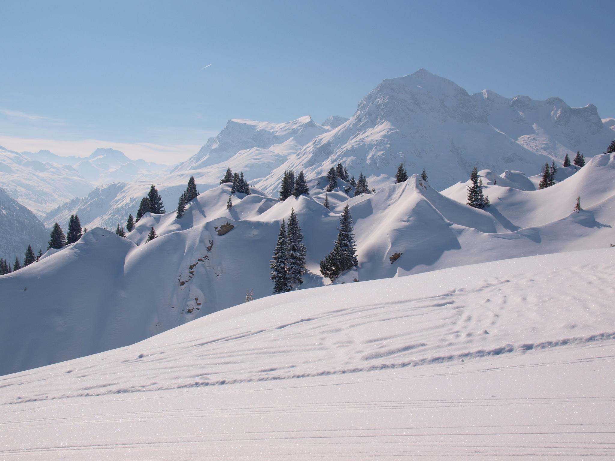 Ihr Winterurlaub am Arlberg gestaltet sich für die ganze Familie vielfältig