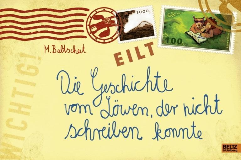 Lesung in der Sonnenburg - Martin Baltscheit mit den Geschichten vom Löwen