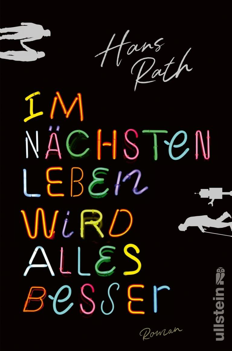Lesung in der Sonnenburg - Hans Rath mit Im nächsten Leben wird alles besser