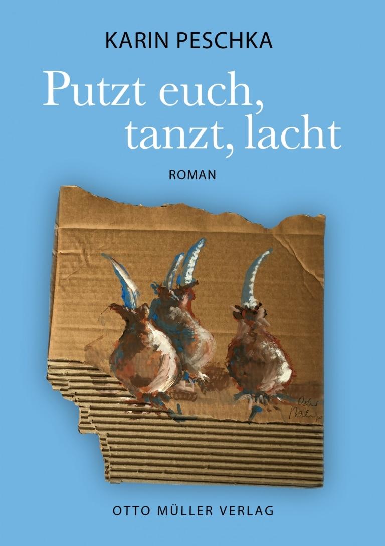 Lesung in der Sonnenburg - Karin Peschka mit Putzt euch, tanzt, lacht