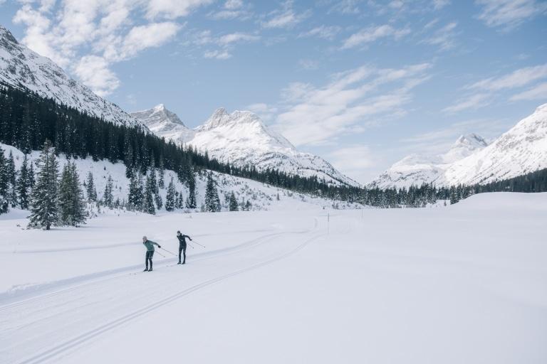 Langlaufloipen in Lech am Arlberg