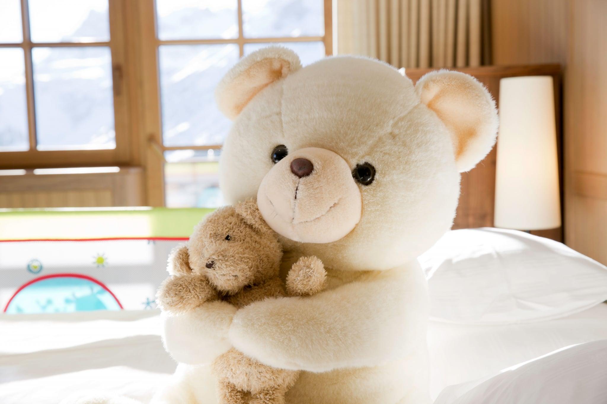 Das Baby-Package im Familienhotel Sonnenburg in Lech am Arlberg sorgt für perfekte Ferien mit Baby in Österreich