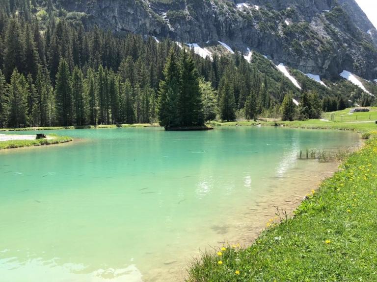 Ihr Sommerurlaub am Arlberg ist so abwechslungsreich wie der Arlberg selbst