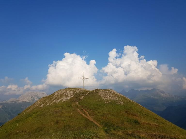 Erklimmen Sie die großen und kleinen Gipfel beim Radfahren in Lech am Arlberg