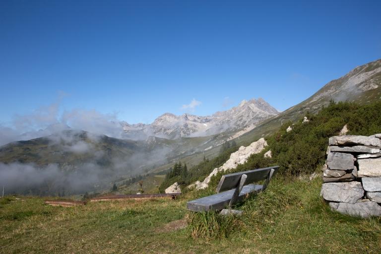 Familienausflüge im Sommer in Oberlech für Groß und Klein