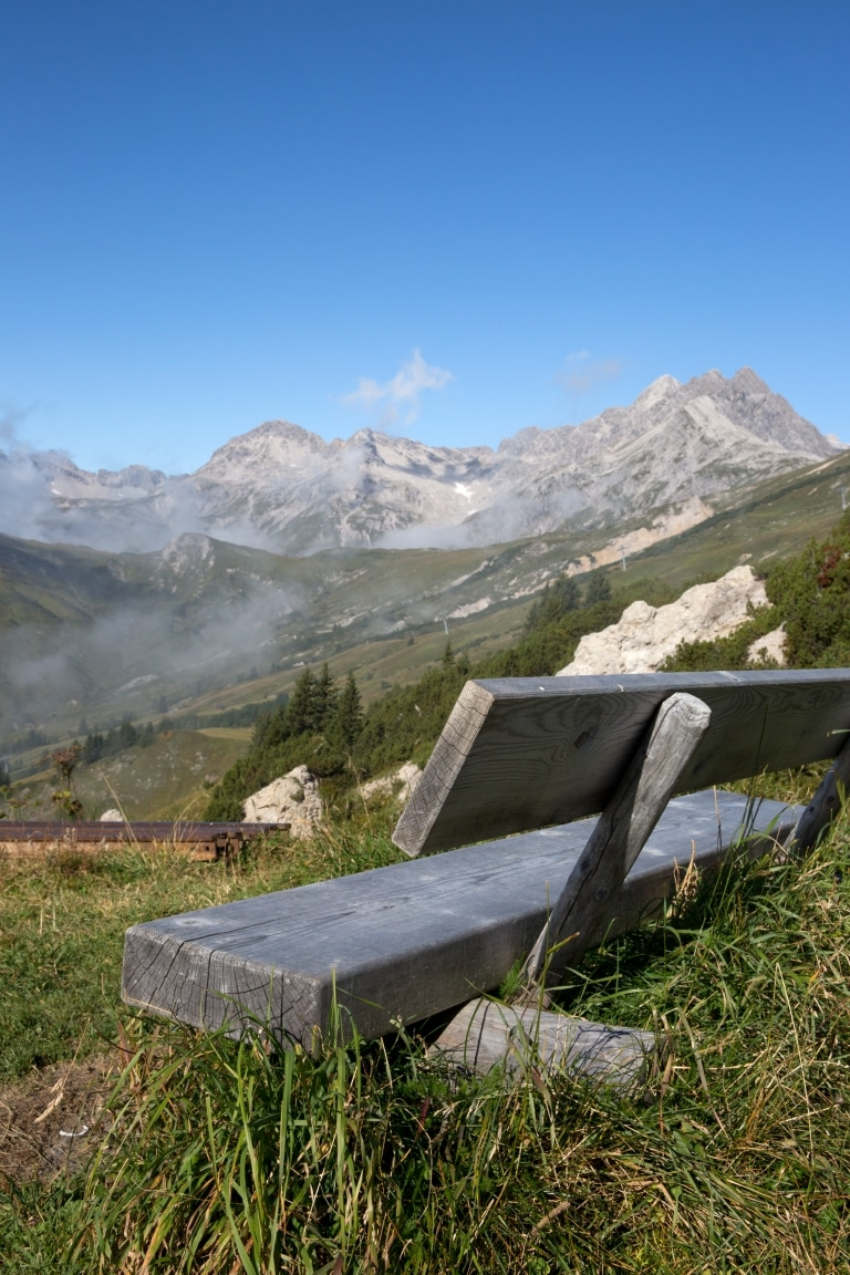 Sommer am Arlberg ist vielseitig