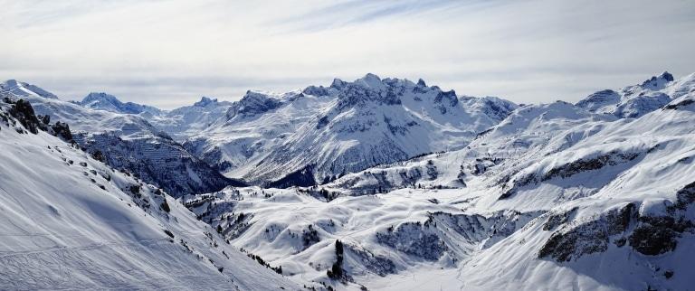 Skigebiet Lech ist Teil des größten Skigebiets weltweit