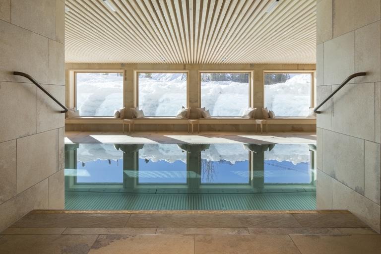 Wellness in Ihrem Winterurlaub in Lech am Arlberg