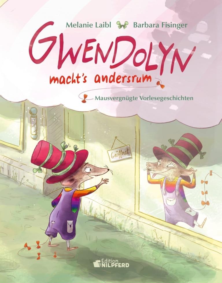 Oberlecher Bilderbuchtage – Gwendoly macht´s andersrum