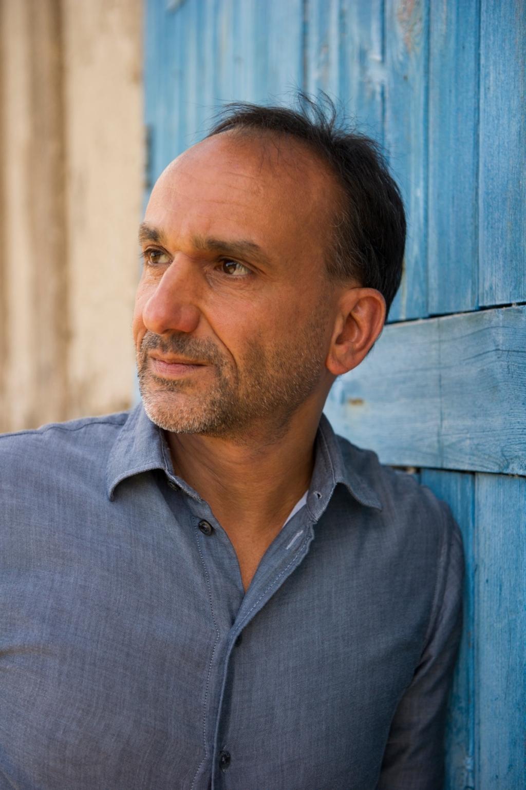 Lesung in der Sonnenburg - Daniel Speck mit Jaffa Road