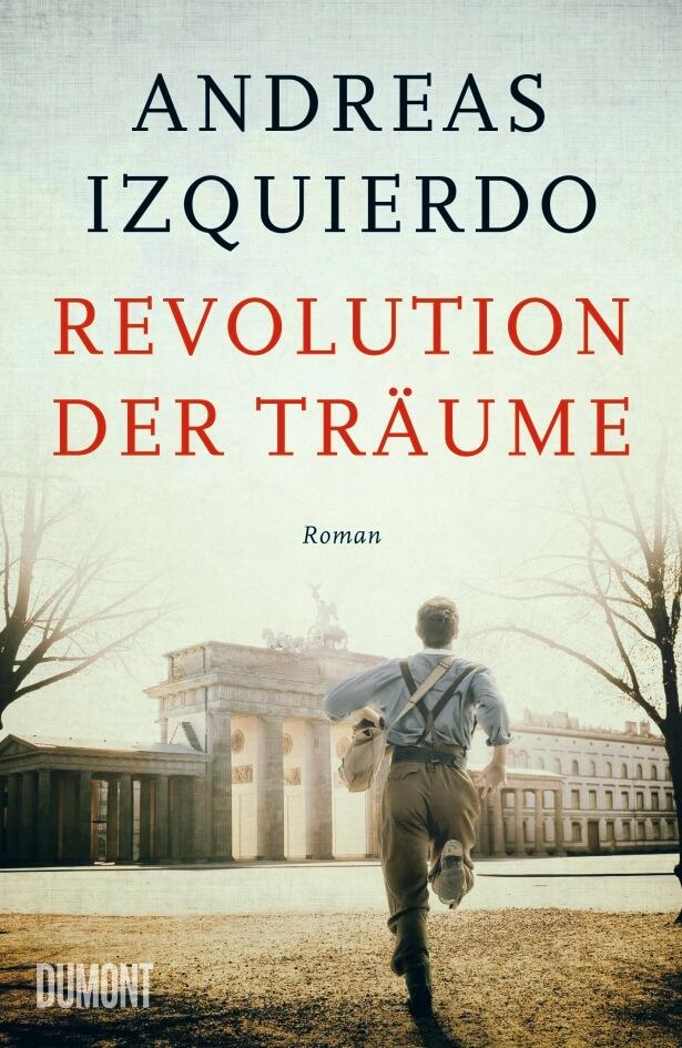 """Lesung im Sonnenburg Literatursalon - Andreas Izquierdo - """"Revolution der Träume"""""""