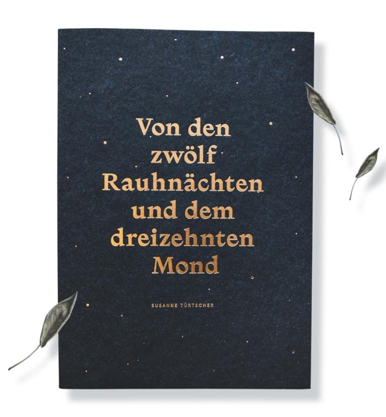 """Lesung im Literatursalon Sonnenburg - Susanne Türtscher - """"Von den zwölf Rauhnächten und dem dreizehnten Mond"""""""