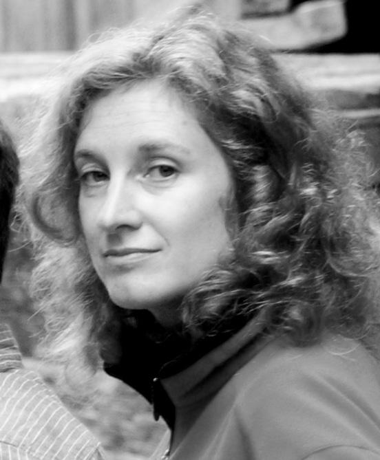 Autorin Dorothe Zürcher zu Gast bei den Oberlecher Crime & Fantasy Days