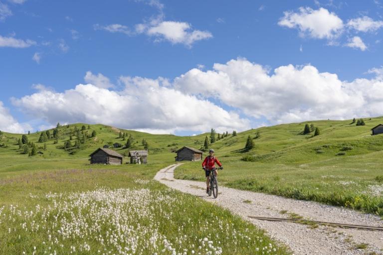 Mountainbiken nur für Frauen in Carolins Bike Camp in der Sonnenburg